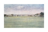 Early Morning on the Seine Giclee Print by Mortimer Ludington Menpes