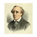 Professor Henry Fawcett Giclee Print by  English School