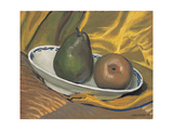 Still Life with Pears, 1921 Giclee Print by Felix Edouard Vallotton
