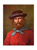 Giuseppe Garibaldi Giclee Print by Tancredi Scarpelli