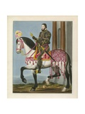 Francis I Giclee Print by Henry Shaw