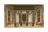 Ancient Greece Costume Giclee Print by  French School