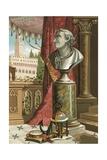 Amerigo Vespucci Giclee Print by J. Ventura