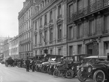 Headquarters of the French Red Cross, 21 Rue Francois 1er, Paris, 1914 Photographic Print by Jacques Moreau