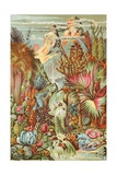 Product of the Earth During the Pliocene Period Giclee Print by  North American