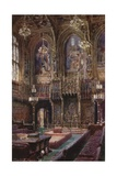 The House of Lords, 1906 Giclee Print by Charles Edwin Flower