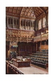 House of Commons, 1906 Giclee Print by Charles Edwin Flower