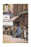 Marchandes Ambulantes Giclee Print by Mortimer Ludington Menpes