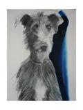 Lurcher, 2012 Giclee Print by Sally Muir