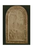 Bas Relief Representing a Battle Between the Jews and the Philistines Giclee Print by  Spanish School