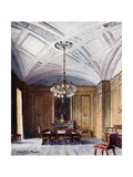 The State Dining Room, No 10 Downing Street Giclee Print by Charles Edwin Flower