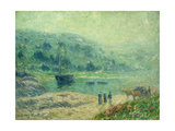 A Cove in Brittany; Crique En Bretagne, 1903 Giclee Print by Henry Moret