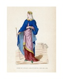 Lady, 890-900 Giclee Print by  French School
