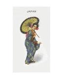 Japan, 1915 Giclee Print by  English School