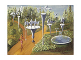 Tiforal, c.1947-49 Giclee Print by  Master of Saldana