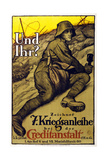 """And You"", 1917 Giclée-Druck von Alfred Roller"