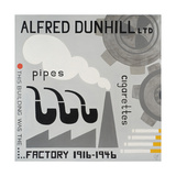 Dunhill Factory, 2013 Giclee Print by Carolyn Hubbard-Ford