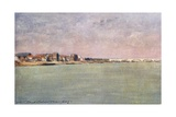 The Seine at Sunset Giclee Print by Mortimer Ludington Menpes