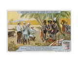 German East Africa Giclee Print by  European School