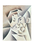 Mother of the Artist, 1912 Giclee Print by Juan Gris