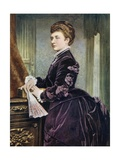 Princess Louise, Duchess of Argyl Giclee Print by  English Photographer