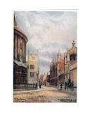 Radcliffe Square Giclee Print by William Matthison