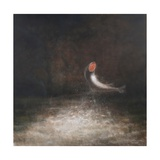 Leaping Fish, 2012 Giclee Print by Lincoln Seligman