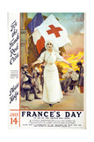 France's Day, 1915 Giclée-vedos