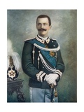 The King of Italy Giclee Print by  English Photographer