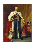 King George V, 1911 Giclee Print by Sir Samuel Luke Fildes