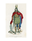 Gallic Chief During the Roman Domination Giclee Print by  French School