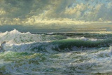 After a Gale, 1903 Giclee Print by William Trost Richards