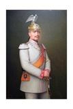 Kaiser Wilhelm II, 1910 Giclee Print by Adolf Emil Hering