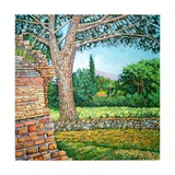 Appia Antica, View, 2008 Giclee Print by Noel Paine