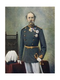 The King of Denmark Giclee Print by  English Photographer