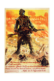 """""""They Shall Not Pass!"""", 1917 Giclee Print by Maurice Louis Henri Neumont"""