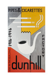 Dunhill Pipes and Cigarettes, 2013 Giclee Print by Carolyn Hubbard-Ford