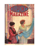 The Charm of Color, Front Cover of the 'Dupont Magazine', September 1918 Giclee Print by  American School