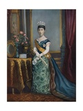 The Empress of Japan Giclee Print by  English Photographer