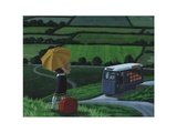 A Rural Affair, 2008 Giclee Print by Christopher Noulton