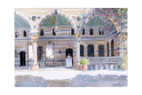 Al'Azem Palace, 2010 Giclee Print by Lucy Willis