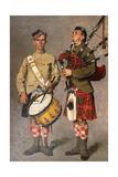 MacPherson and MacDonald, 1918 Giclee Print by Julius Gari Melchers