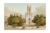 St. Peter's Church - Brighton Giclee Print by  English School