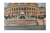 The Trocadero Palace Giclee Print by Mortimer Ludington Menpes