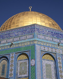 Dome of the Rock, Temple Mount, Jerusalem, Israel, 2009 Photographic Print