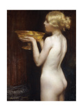 The Loving Cup, 1926 Giclee Print by Janet Agnes Cumbrae-Stewart