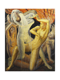 The Four Elements, 1928 Giclee Print by Ernest Procter