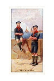 Sea Scouts, 1929 Giclee Print by  English School
