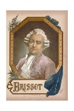 Jacques Pierre Brissot Giclee Print by  Spanish School