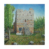 Midday Monument, 2010 Giclee Print by Noel Paine